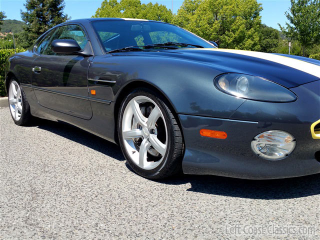 2003 Aston Martin Db7 Gt For Sale