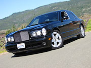 2003 Bentley Arnage T Turbo