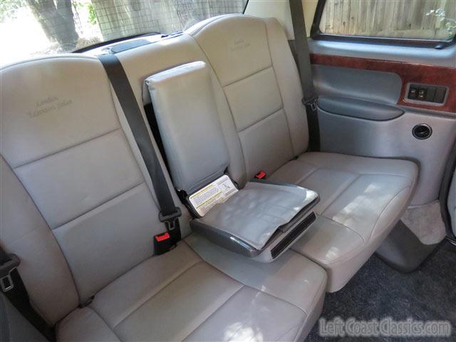 2003 London Taxi Executive Sedan for Sale