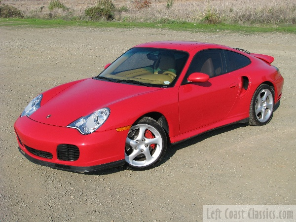 2003 Porsche Carrera 911 Turbo