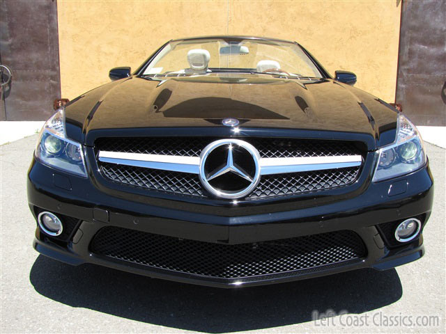 2009 mercedes sl550 roadster for sale. Black Bedroom Furniture Sets. Home Design Ideas