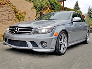 2009 Mercedes-Benz C63 for sale