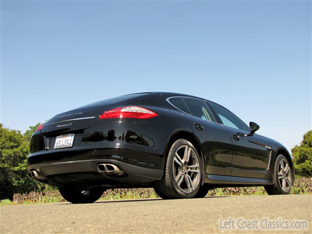 2010 Porsche Panamera S For Sale All The Right Options