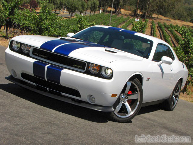 2011 dodge challenger srt8 for sale dodge challenger inaugural edition. Black Bedroom Furniture Sets. Home Design Ideas