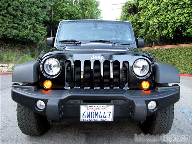 Purchase used 2012 Jeep Wrangler CALL OF DUTY MW3 - NAV 1 ...