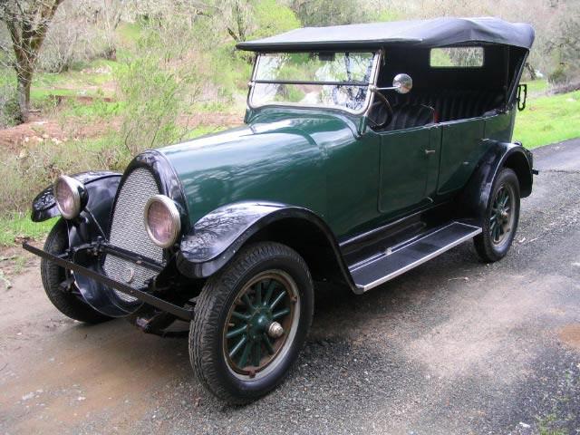 1922 Franklin Open Touring Sedan For Sale