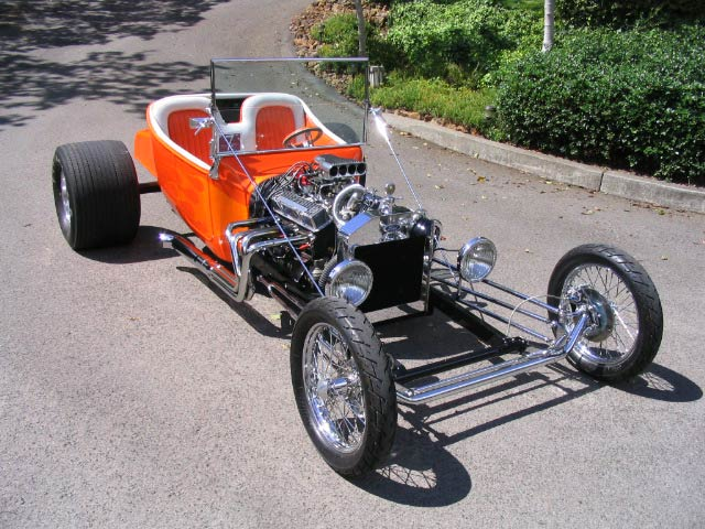 1923 Ford T-Bucket Turtleback for Sale