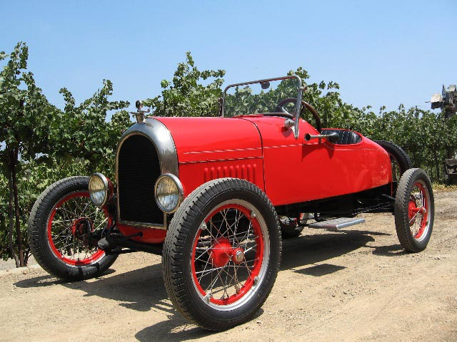 1926 Mercury Body Ford Model T Speedster for Sale