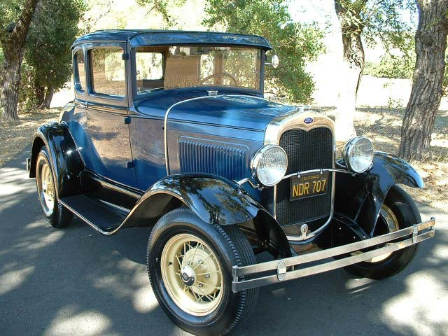 ... 1930 Ford Model A Coupe & Classic Car Photo Gallery: 1920u0027s to 1940u0027s Classics markmcfarlin.com