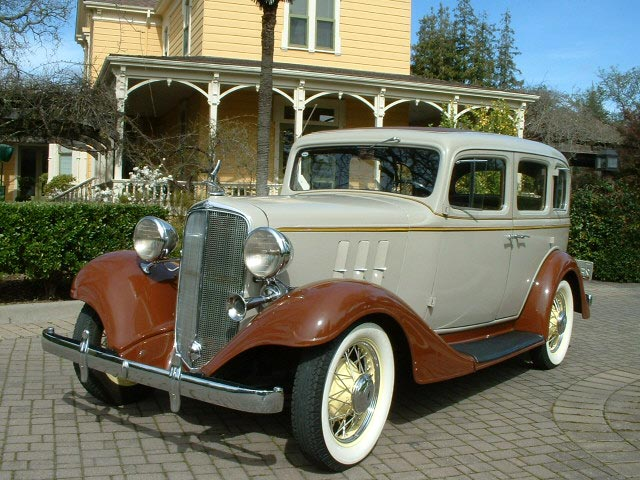 1933 chevrolet sedan for sale