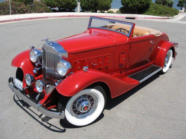 Packard Touring Car Cigar Lighter