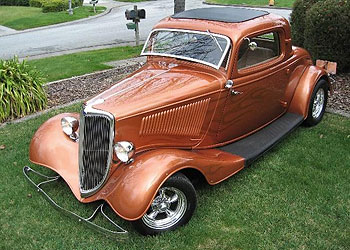 1934 ford 3 window coupe hotrod for sale for 1934 ford three window coupe for sale