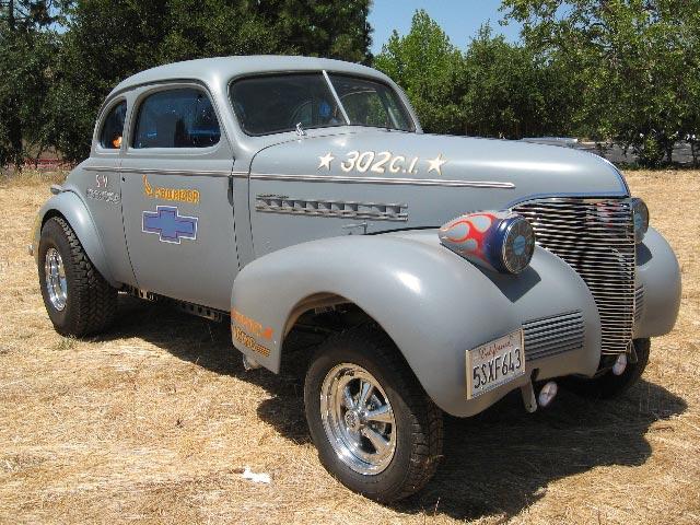 1939 Chevrolet Gasser for Sale